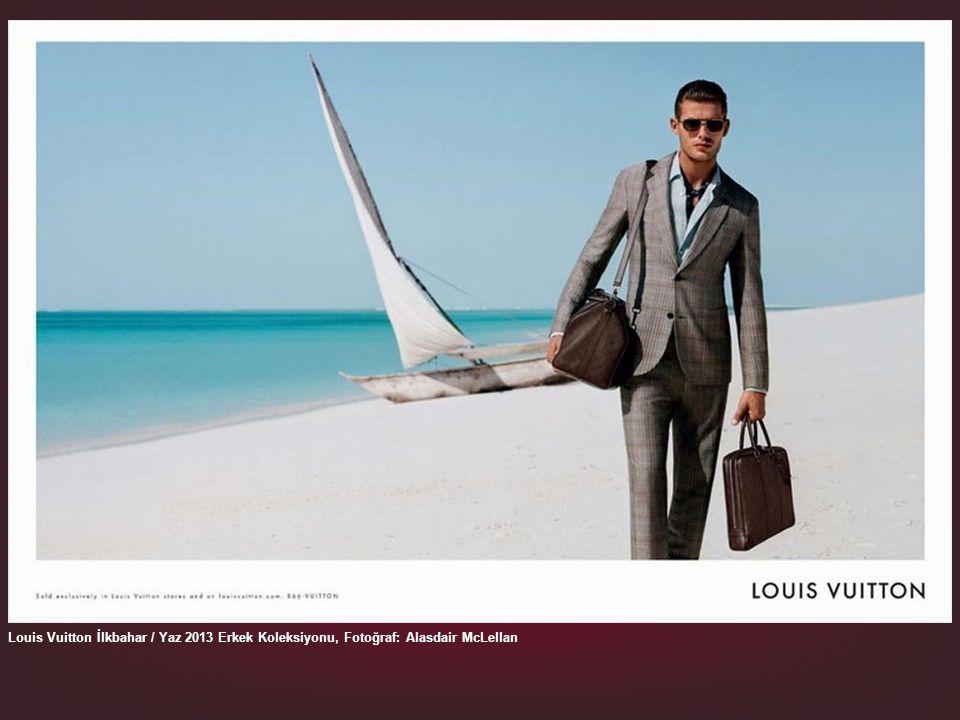 Louis Vuitton İlkbahar / Yaz 2013 Erkek Koleksiyonu, Fotoğraf: Alasdair McLellan