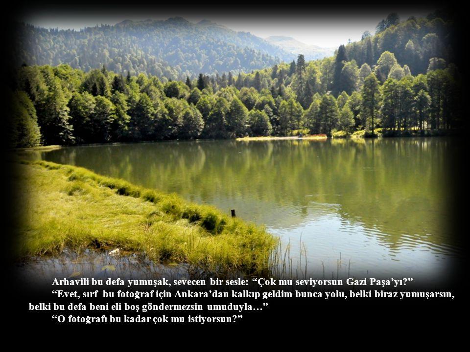 """""""Olmaz! Bunlar benim en değerli hazinem, onları kimseye güvenip veremem."""" Arhavili Ali Çavuş, Güven'in bin dereden su getiren dillerine kanmadı, bütün"""