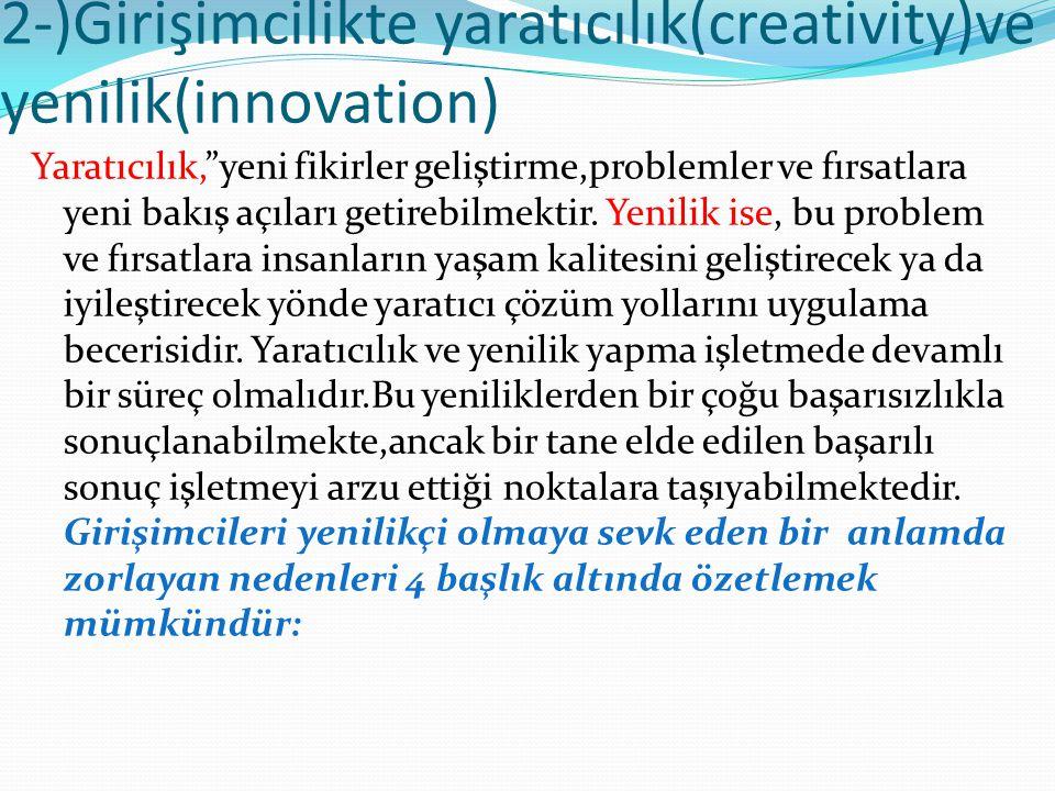1-Mikro işletme: On iki kişiden az çalışan istihdam eden ve yıllık net satış hasılatı ve /veya mali bilançosu bir milyon Yeni Türk Lirasını aşmayan işletmeler 2-Küçük işletme: Elli kişiden az çalışan istihdam eden ve yıllık net satış hasılatı ve/veya yıllık mali bilançosu beş milyon Yeni Türk Lirasını aşmayan işletmeler 3-Orta büyüklükteki işletme: İki yüzelli kişiden az çalışan istihdam eden ve yıllık net satış hasılatı ve/veya yıllık mali bilançosu yirmibeş milyon Yeni Türk lirasını aşmayan işletmeler