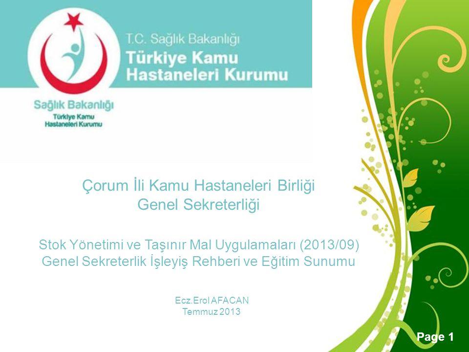 Free Powerpoint Templates Page 22 Türkiye Kamu Hastaneleri Kurumu Azami Stok Seviyesi