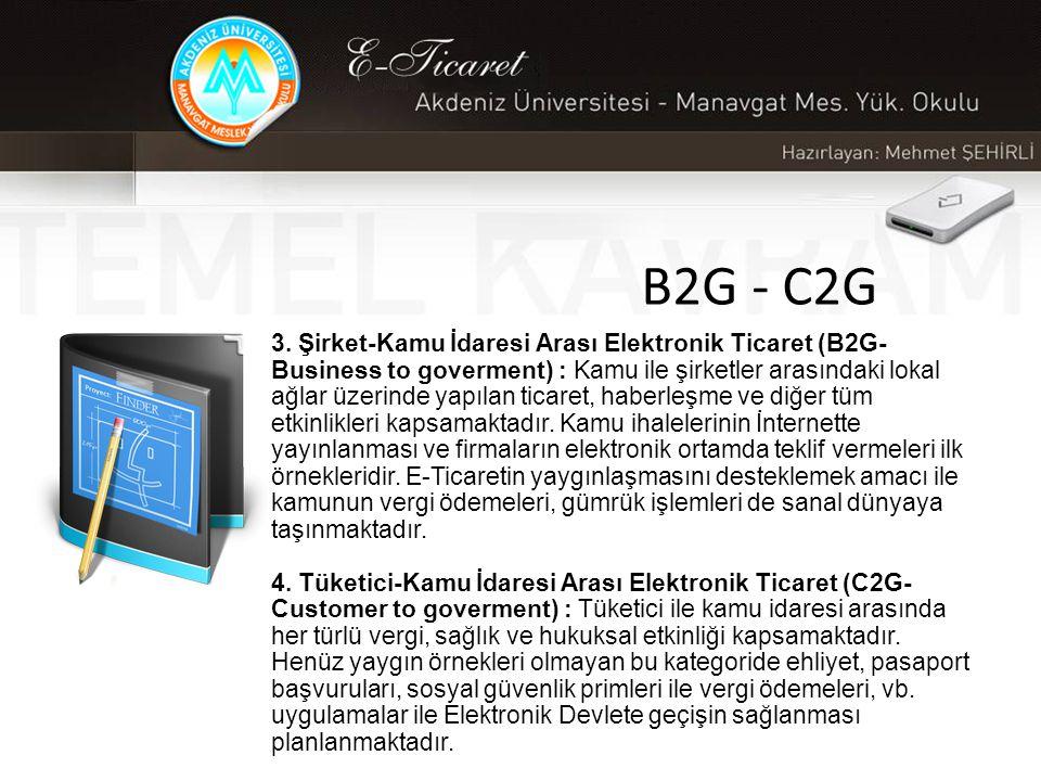 B2G - C2G 3.