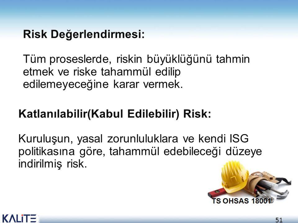 52 İSG Yönetim Sistemi: Kuruluşun İSG Politikasını geliştirmek ve uygulamak ve İSG risklerini yönetmek için kullanılan tüm kuruluşun yönetim sisteminin bir parçası.