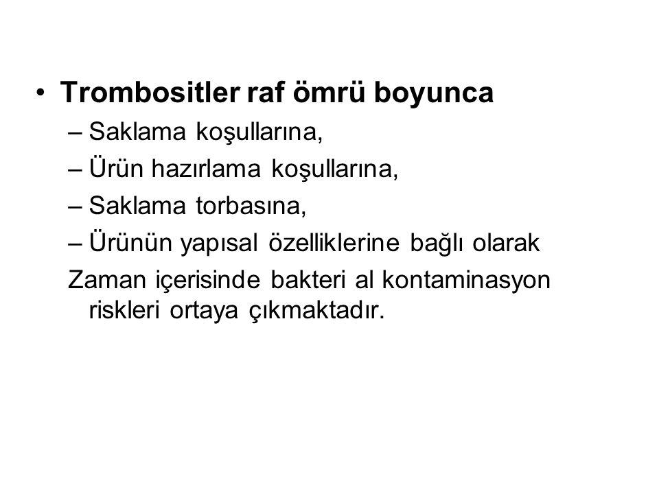 TROMBOSİT PH ÖLÇER