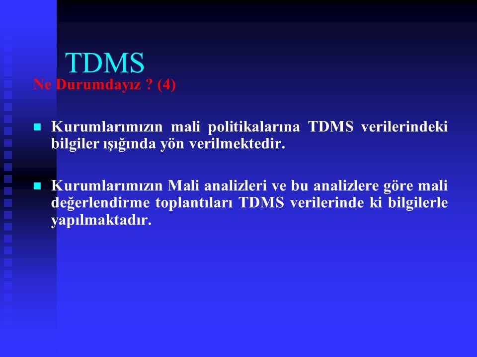 TDMS Ne Durumdayız ? (3)   Sağlıkta dönüşümün önemli ayağı olan tüm hastanelerin Sağlık Bakanlığı çatısı altında toplanması uygulamasında hızlı bir