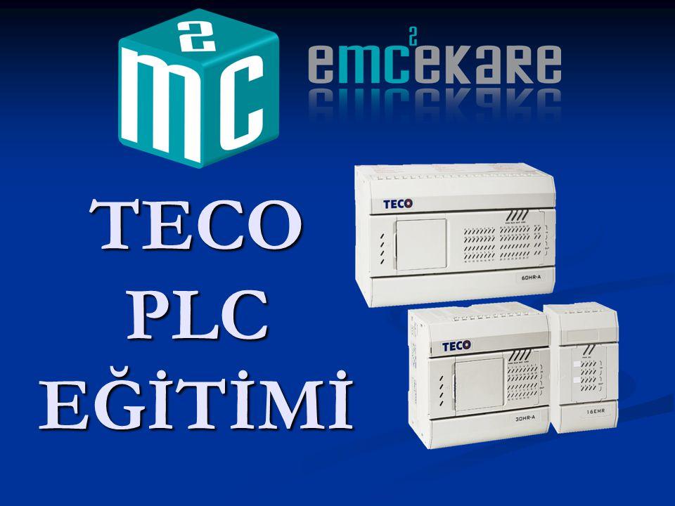 Seçili olan kolonu sil Hepsini seç Bul Yer değiştir Belirlenmiş adıma git Açıklamaları düzenle Eleman açıklamalarını düzenle Kullanılmayan açıklamaları sil Satır açıklamasını düzenle Çıkış açıklamasını düzenle PLC menüsünü seç TP03'e bağlan TP03'ü sür TP03'ü durdur TP03'den programı oku TP03'e programı yaz Program durumunu izle Plc çalışırken adreslerin değiştirir Hafızayı görüntüler Sistem bilgileri ayarlanır Plc'deki programı siler