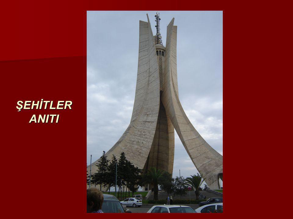 TEMEL BİLGİLER (I)  Resmi adı: Cezayir Demokratik Halk Cumhuriyeti  Yönetim şekli: Cumhuriyet-Başkanlık  Yüzölçümü: 2.381.740 Km2  Nüfus: 34,8 Milyon ( 2008 nüfus sayımı)  Dini: %99.8 Islam, %0.2 Hıristiyan, Yahudi  Dili: Arapça(Resmi dil)- Berberce(Resmi dil olarak 2002'de Anayasaya dahil edildi), Fransızca