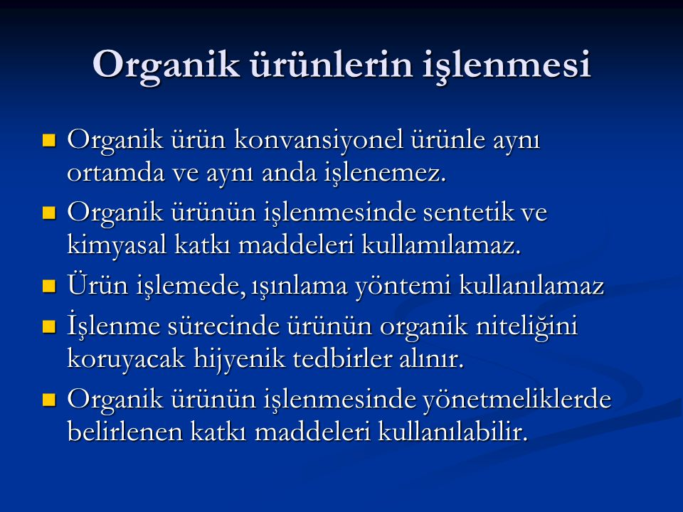Organik tarımda yabancı ot yönetimi Yabancı ot mücadelesinde sürdürülebilirlik için önemli ilkeler şunlardır: a.