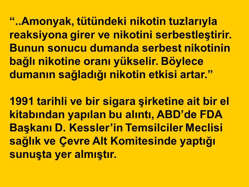 3 Temmuz 1992'de Tokat Milletvekili Ahmet Feyzi İnceöz ve arkadaşları, Tütün Mamüllerinin Zararlarının Önlenmesine Dair Kanun teklifini TBMM Başkanlığına verdiler.