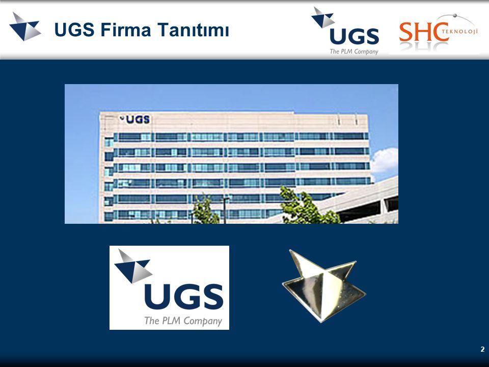 2 UGS Firma Tanıtımı