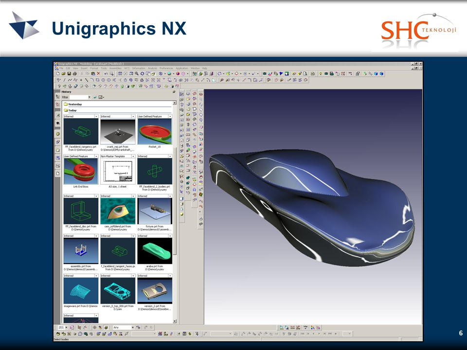 6 Unigraphics NX