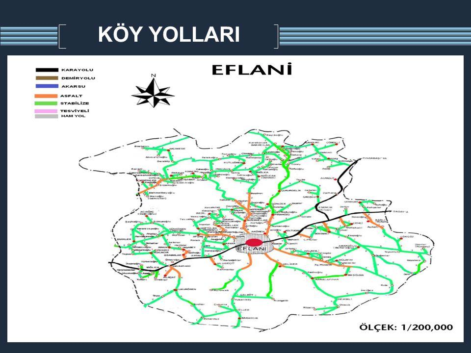 Ozan – Taşlık Ham Yol : 2 km Tesviye Yol : 2 km