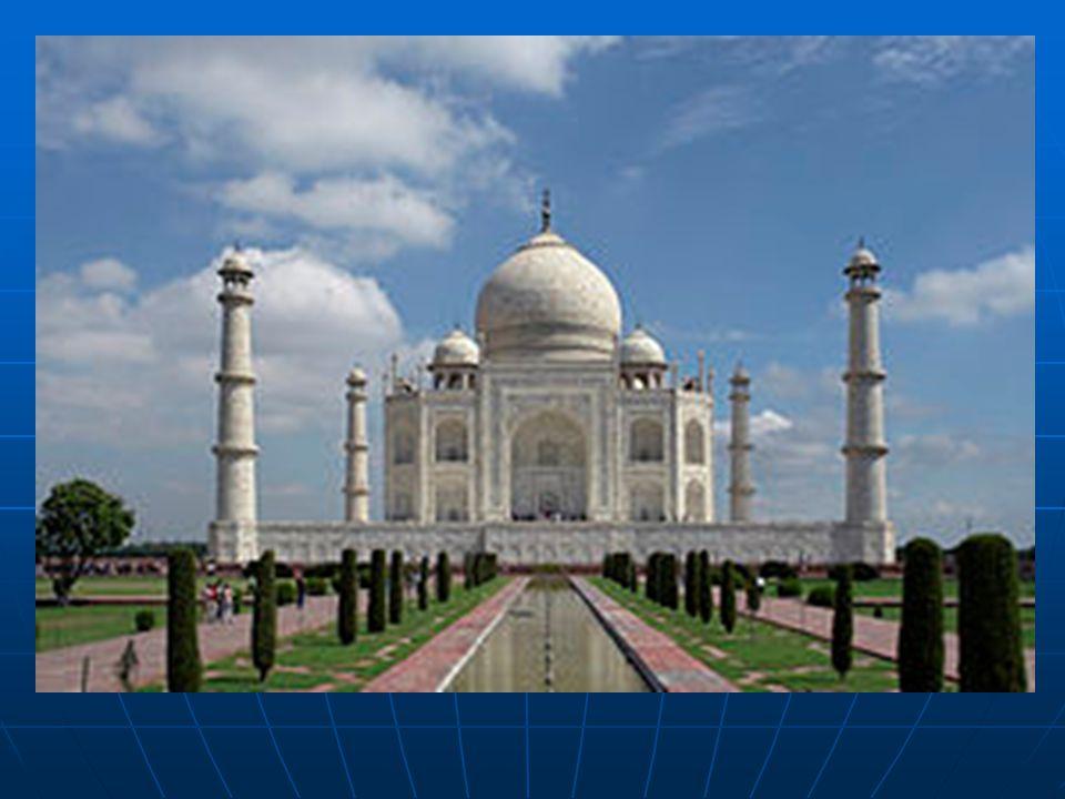   Tac Mahal, Babür İmparatorluğu'nun 6. hükümdarı Şah Cihan (Şah-ı Cihan:Dünyanın Şahı) (1593-1666) tarafından, o zamanki imparatorluğun başkenti ol