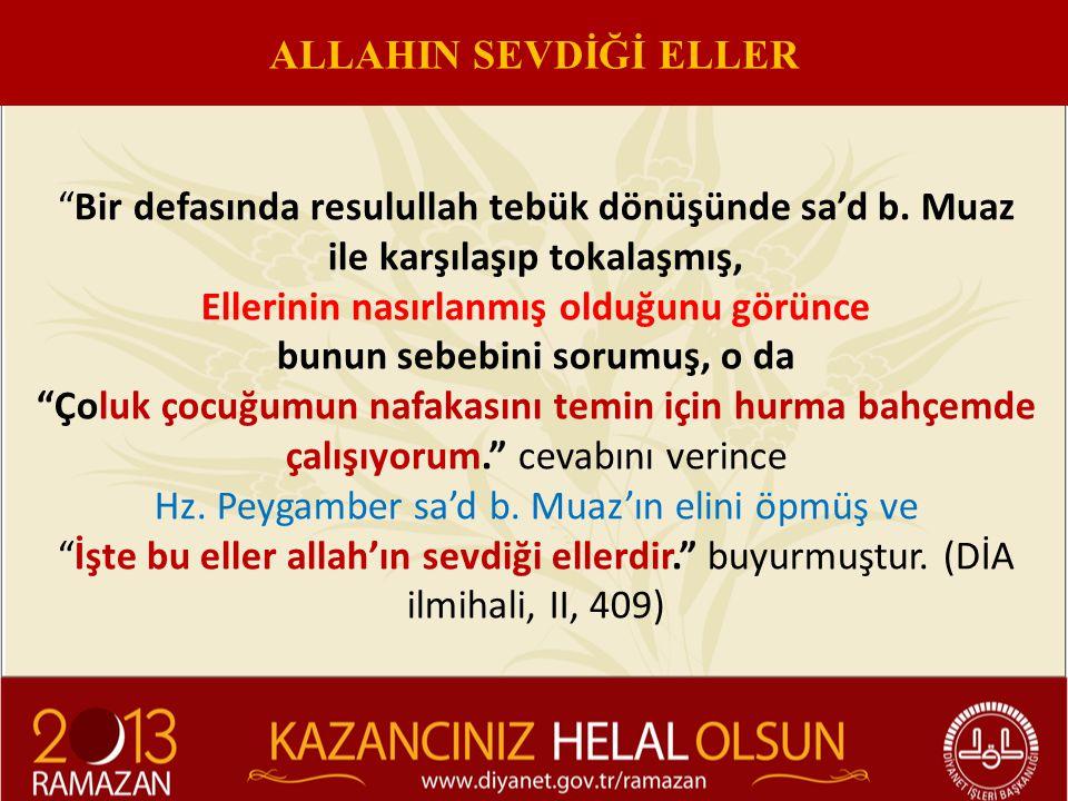 HELAL VE HARAM YETKİSİ ALLAH 'A AİTTİR