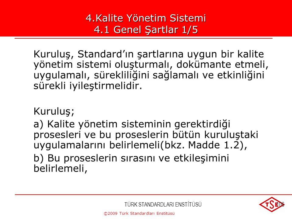 ©2009 Türk Standardları Enstitüsü GÜN SONU 1.GÜNÜN SONU