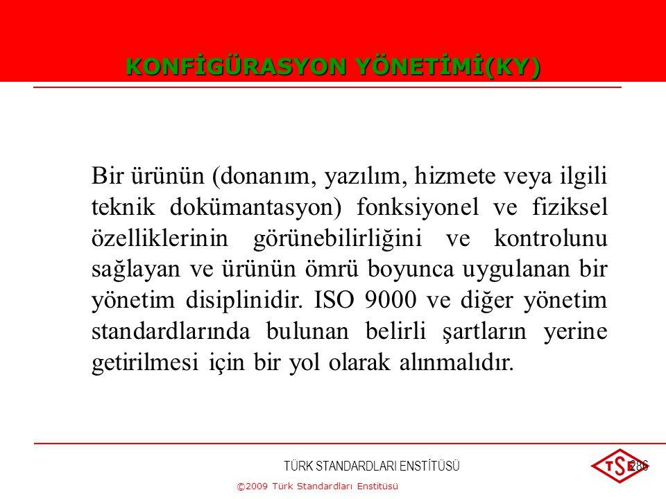 ©2009 Türk Standardları Enstitüsü TÜRK STANDARDLARI ENSTİTÜSÜ285 İSTATİSTİK TEKNİKLER 1-İstatistik, uygulaması ve istatistiksel ölçüler •Veri toplama