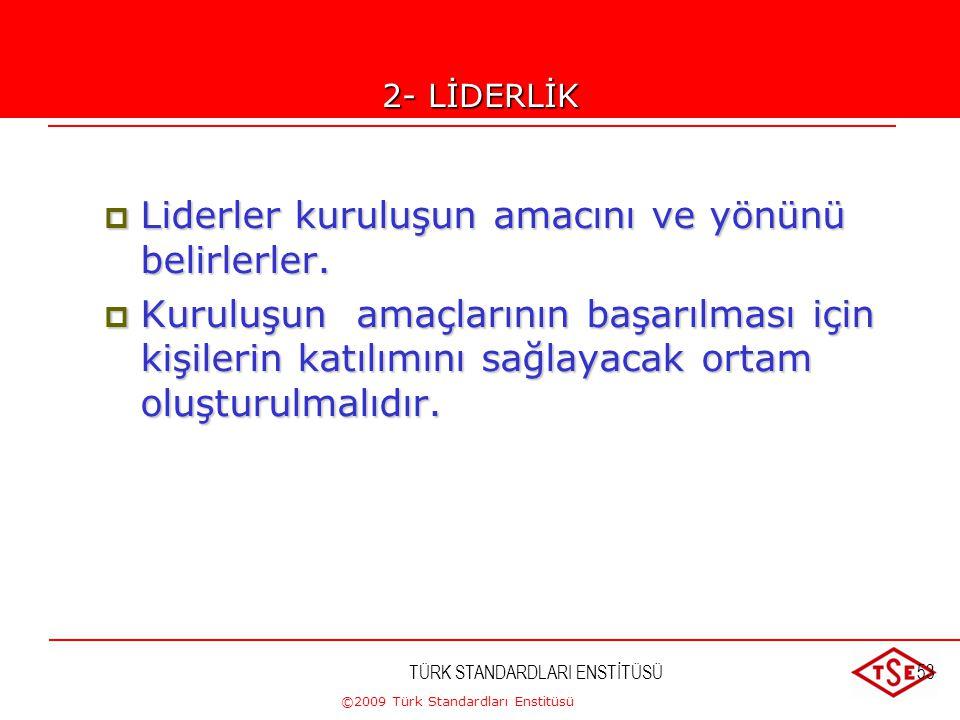 ©2009 Türk Standardları Enstitüsü TÜRK STANDARDLARI ENSTİTÜSÜ52Uygulama 1. Tüm müşteri ihtiyaç ve beklentilerinin tamamının anlaşılması 2. Müşteri ve