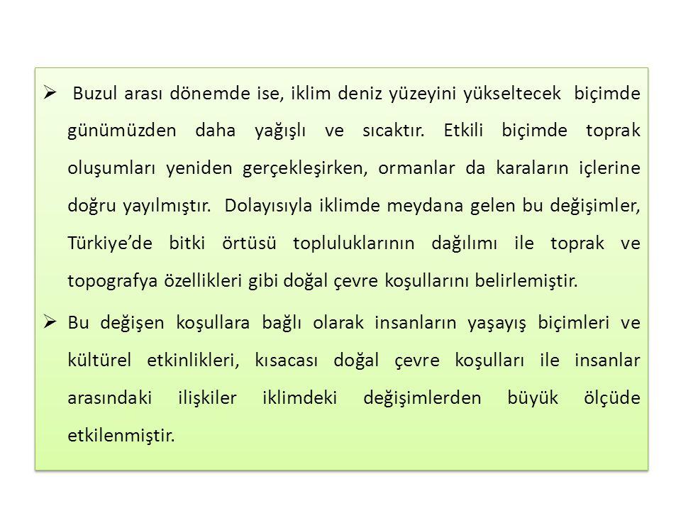 Kaynakça : • Atalay, İbrahim (2005).