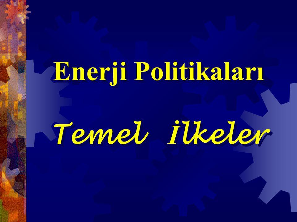 2002 Yılında Ülkemizde Üretilen 129 Milyar kWh'lik Elektrik Enerjisinin Kaynaklara Göre Dağılımı 2002 yılı elektrik enerjisi üretimi: Doğalgaz% 46,8 Linyit% 23,1 Hidrolik% 16,3 Fuel-Oil% 7 Taş Kömürü% 2,3 Diğer % 4,5 (Kaynak: Cengiz GÖLTAŞ, EMO Başkanı, 31 Mayıs 2003, Adana EMO)