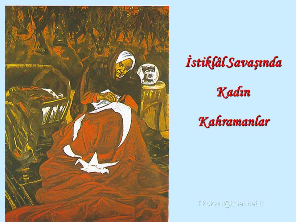 •Mustafa Necati nin Çankırı-Çerkeş önlerinde görüp; görmeyen gözlere, duymayan kulaklara, hissetmeyen gönüllere, anlamayan kafalara bir ibret levhası olarak sunduğu ve Fevziye Abdullah Tansel in de şiirleştirdiği olay; •Bir zâbit (subay): Ey hemşire (kardeş).