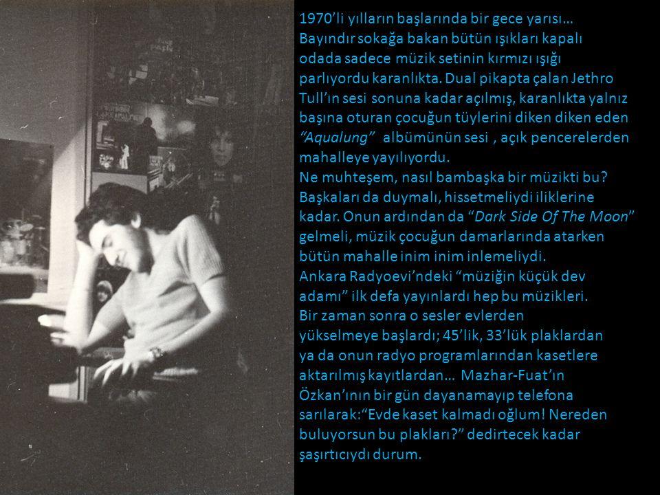 """Yavuz Aydar Fonda çalan: """"Locomotive Breath"""" Jethro Tull. Ö y k ü c ü MÜZİĞİN KÜÇÜK DEV ADAMI"""