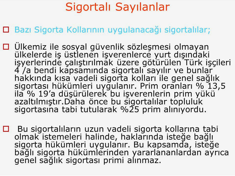Kayıt Dışı İstihdama Yönelik Hükümler  01.01.2009 tarihinden itibaren, Borçlar Kanununa tabi olarak işçi çalıştıran iş sahiplerince, en az 10 gazeteci çalıştıran işverenler, Türkiye genelinde en az 10 gemi adamı çalıştıran işverenler ve İş kanuna tabi işverenler ile üçüncü kişiler, Türkiye genelinde çalıştırdıkları işçi sayısının en az 10 olması hâlinde, çalıştırdıkları işçiye o ay içinde yapacakları her türlü ödemenin kanunî kesintiler düşüldükten sonra kalan net tutarını, bankalar aracılığıyla ödemekle yükümlüdürler.