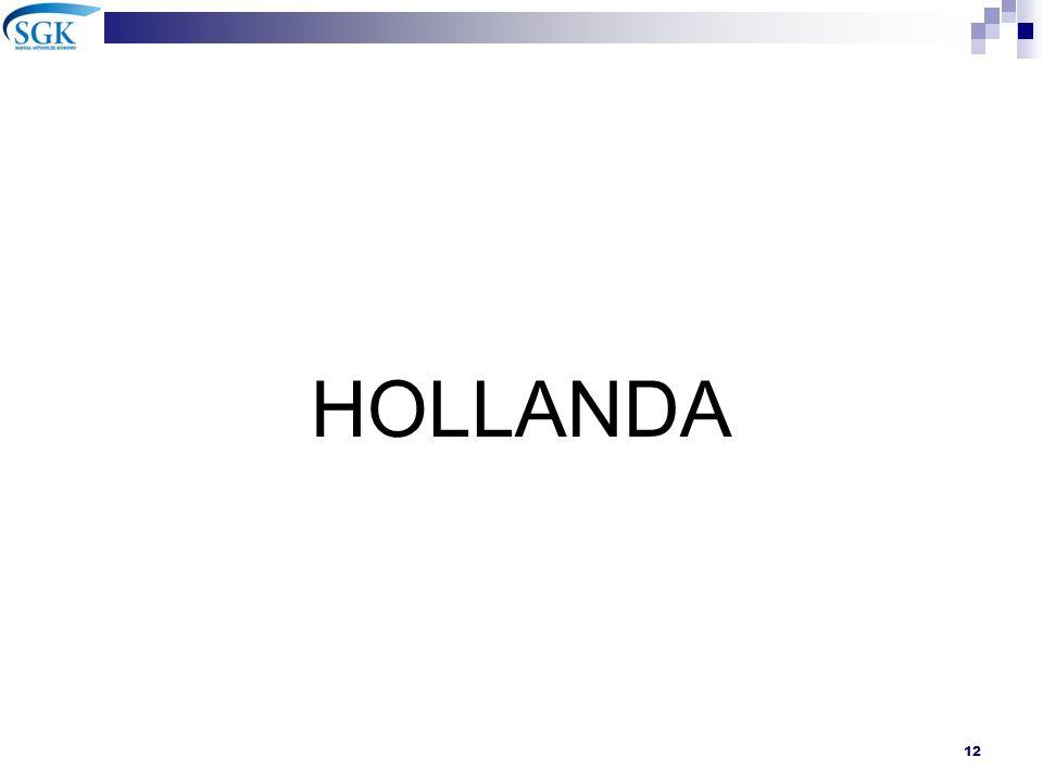 HOLLANDA 12