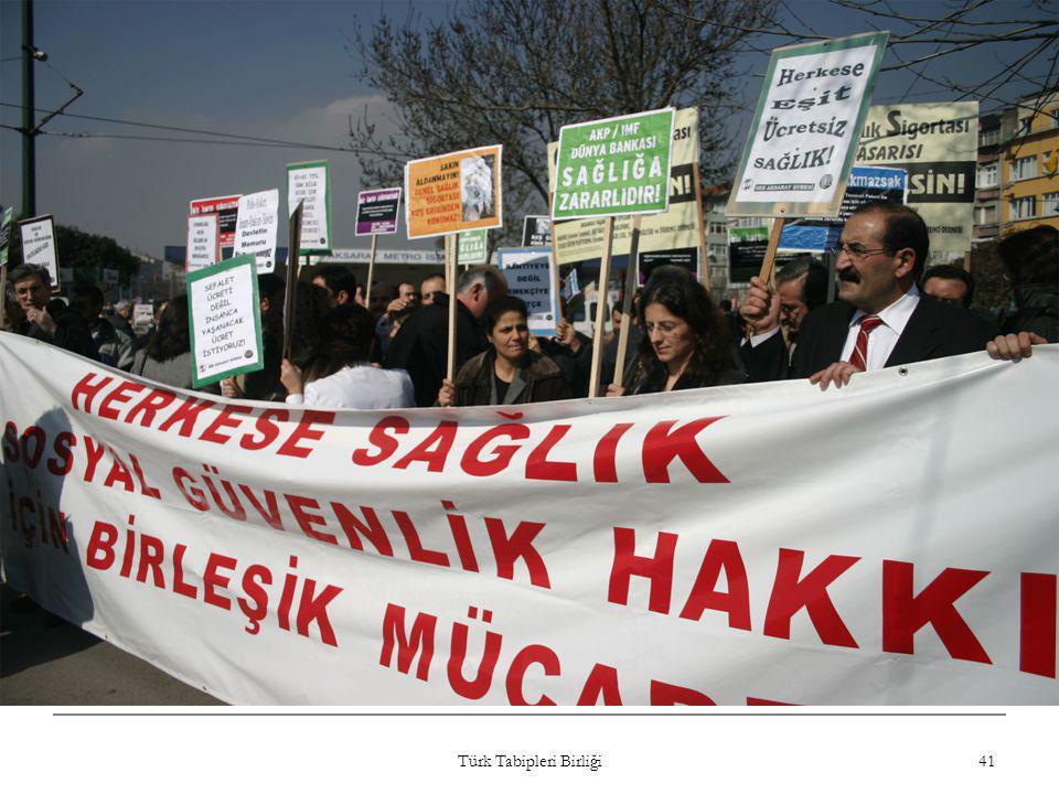 Türk Tabipleri Birliği 41