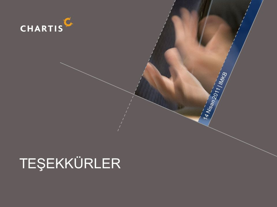 Presentation title Presentation subtitle23 TEŞEKKÜRLER 14 Nisan 2011 | IMKB