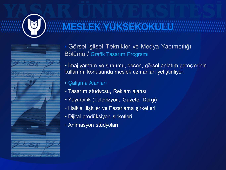 2011-2012 ETKİNLİKLERDEN YANSIYANLAR Yaşar Üniversitesi Meslek Yüksekokulu öğrencileri, kendi imkanlarıyla elde ettikleri fidanlarla Gaziemir'de 50 dönümlük alanda hatıra ormanı oluşturdu.