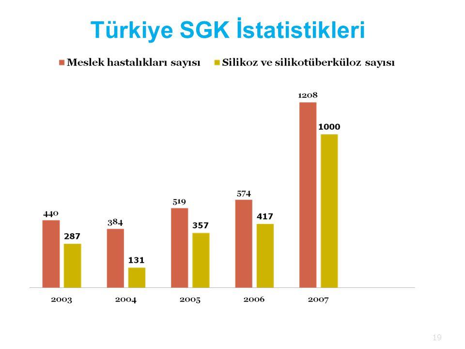 Türkiye SGK İstatistikleri 19