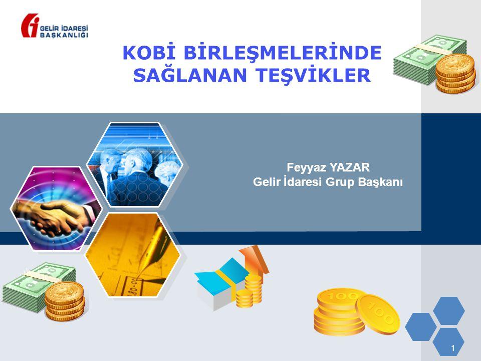 2 5904 SAYILI KANUNLA GETİRİLEN DÜZENLEME KOBİ birleşmeleri 5904 sayılı Kanunla 5520 sayılı Kurumlar Vergisi Kanununa eklenen geçici 5 inci maddede, Küçük ve Orta Büyüklükteki İşletmelerin (KOBİ) 31/12/2009 tarihine kadar yapacakları birleşme işlemlerine ilişkin hükümlere yer verilmiştir.