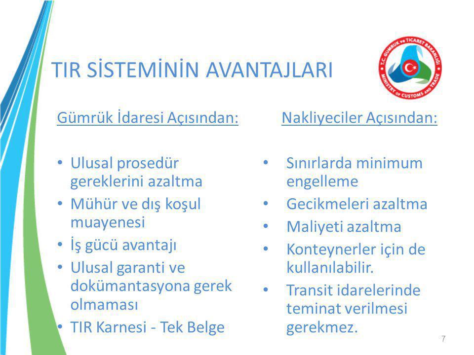 58 Türkiye'den Çıkış İşlemleri
