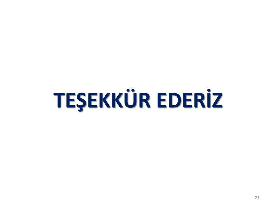 TEŞEKKÜR EDERİZ 21
