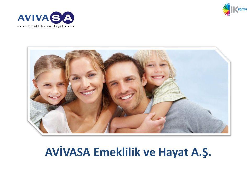 AvivaSA * Nisan 2013tarihi itibariyle %91 %5 %4 Çalışanlarımızın Eğitim Durumu