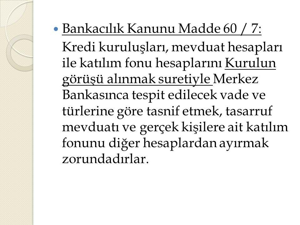 Yaptırım Madde 9- Bankalarca; a) Türk parası veya yabancı para zorunlu karşılık yükümlülüklerinin süresinde tesis edilmemesi veya eksik tesis edilmesi, b) Zorunlu karşılık cetvellerinde yer alan yükümlülükleri ile yapılacak incelemeler sonucu tespit olunacak yükümlülükleri arasında fark oluşması nedeniyle, Türk parası veya yabancı para zorunlu karşılıklarının eksik tesis edilmiş olması hâllerinde, eksik tesis edilen; Türk parası zorunlu karşılıkların 2 katı tutarında Türk lirası cinsinden, yabancı para zorunlu karşılıkların 3 katı tutarında ABD doları cinsinden mevduat Türkiye Cumhuriyet Merkez Bankası nezdinde açılan bloke hesaplarda, karşılıkların eksik tesis edildiği süreler dikkate alınarak faizsiz olarak tutulur.