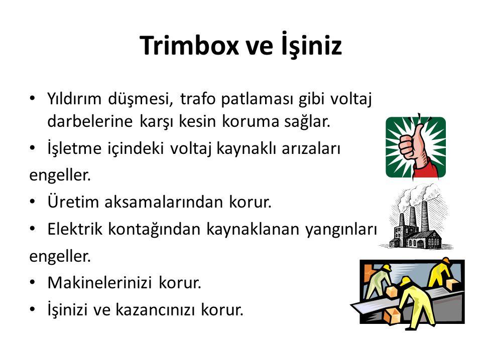 Trimbox Var 380 V 500 V 700 V