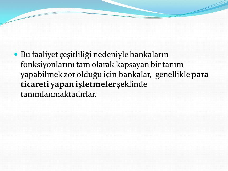 Katılım bankaları, İslamiyet'te faizin yasak olması nedeniyle faizsiz bankacılık esasına göre faaliyet gösteren bankalardır.