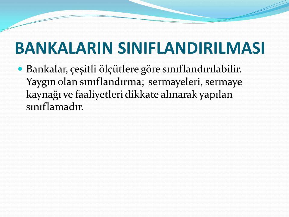 4- Türkiye Katılım Bankaları Birliği (TKBB)  1999'da yürürlüğe giren 5411 sayılı Bankacılık Kanunu gereğince kurulmuş tüzel kişiliğe sahip kamu kurumu niteliğinde bir meslek kuruluşudur.