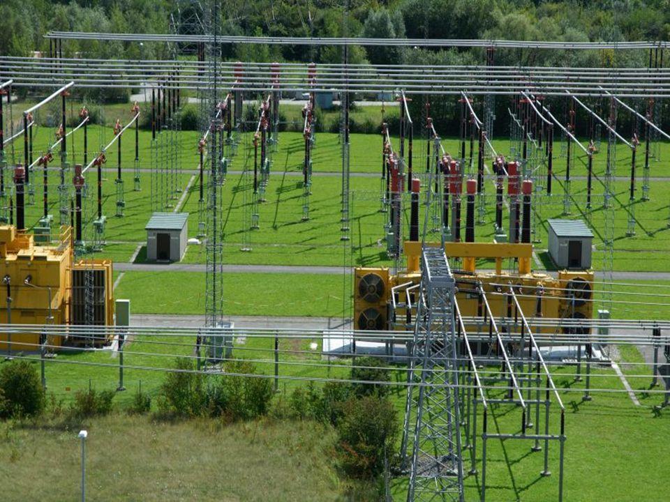 Şalt sahası; güç trafoları,güç trafoları baraları ve diğer bütünleşik elemanları ile elektrik üretim, iletim ve dağıtımın yapıldı tesislerdir.dağıtımın
