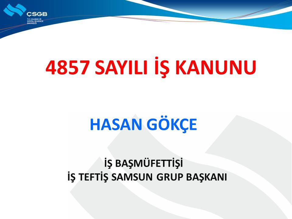 BİLDİRİMLİ FESİH TÜRLERİ I.