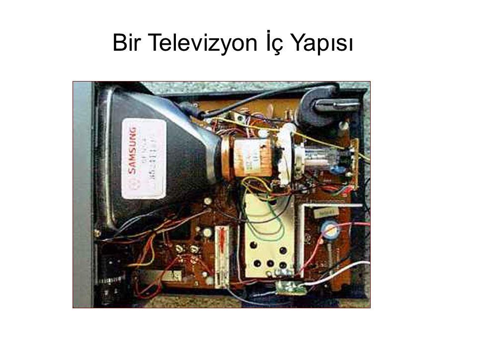 Bir Televizyon İç Yapısı