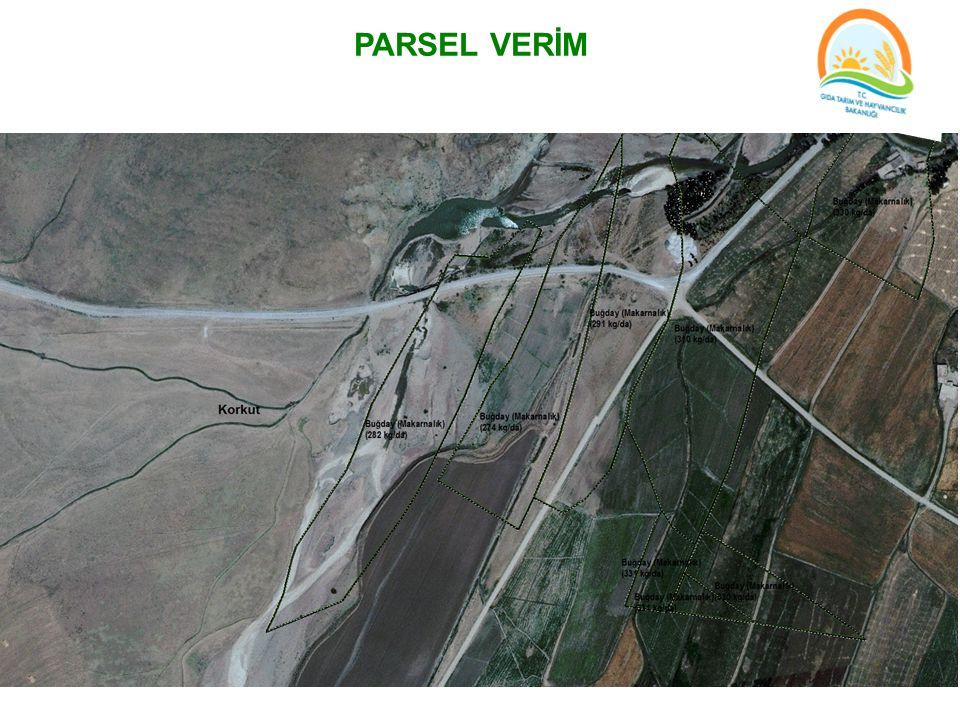 PARSEL VERİM