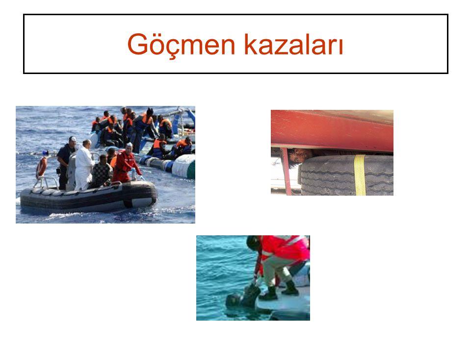Göçmen kazaları