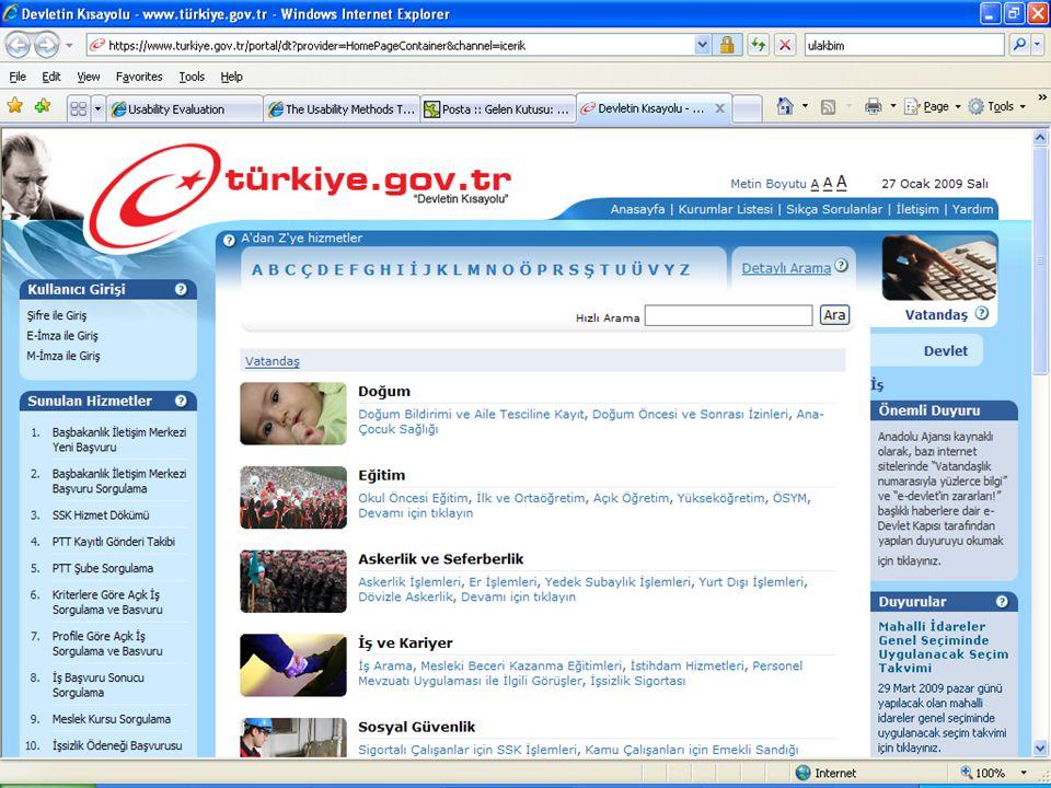 Web Sitesi Değerlendirme Aracı