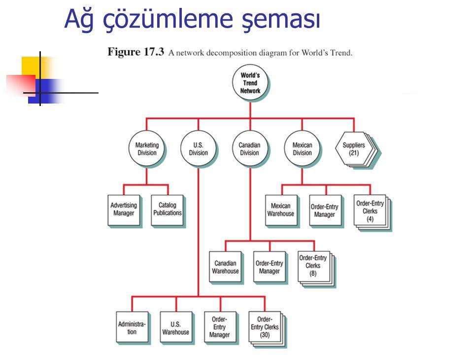 Ağ çözümleme şeması