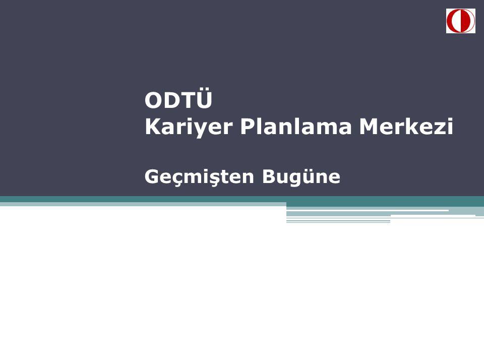 ODTÜ KPM Tarihi  1980 yılında Öğrenci İşleri Daire Başkanlığı'ndan bir kişi görevlendirilir.