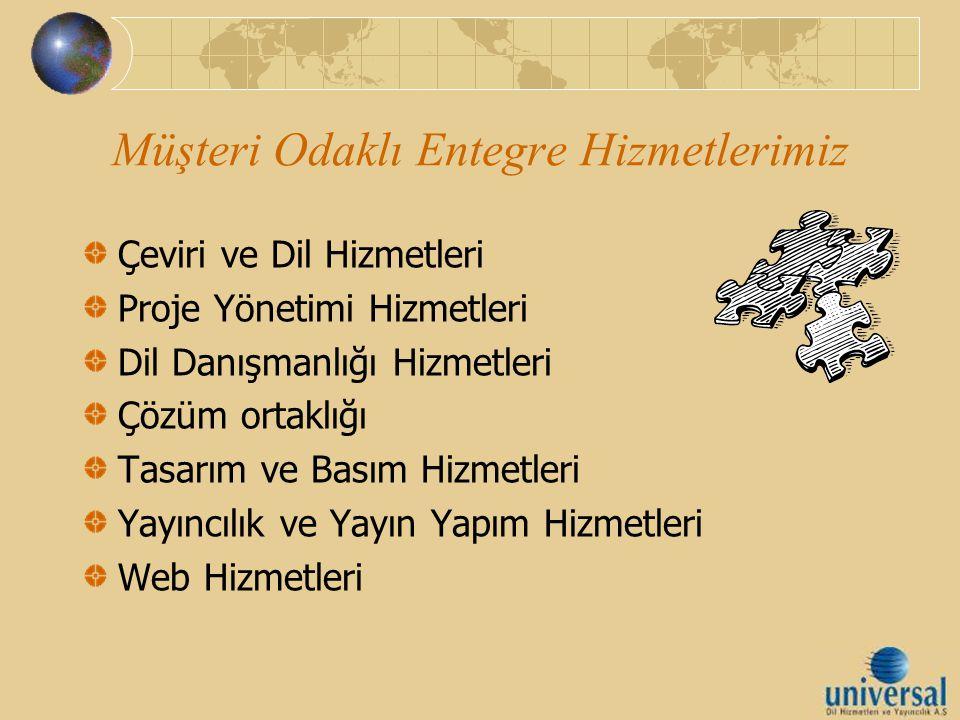 Çeviri ve Dil Hizmetleri Yazılı Çeviri Hizmetleri Sözlü Çeviri Hizmetleri Online Çeviri Hizmetleri Çokdilli (Multi-language) Hizmetler