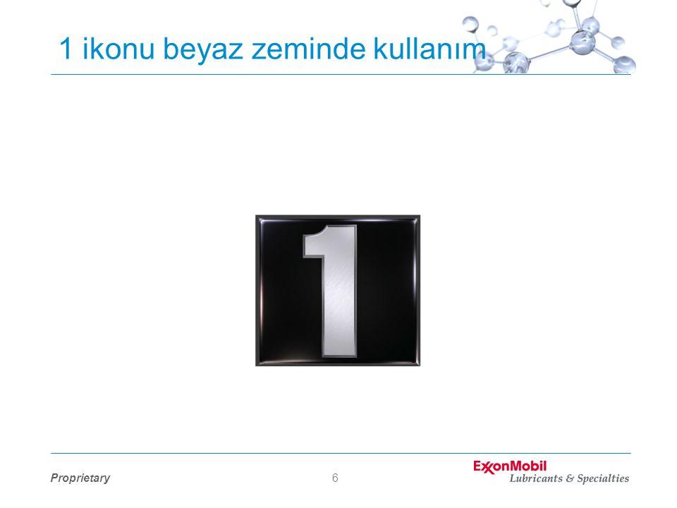 Proprietary17 Yanlış logo kullanımlarına örnekler