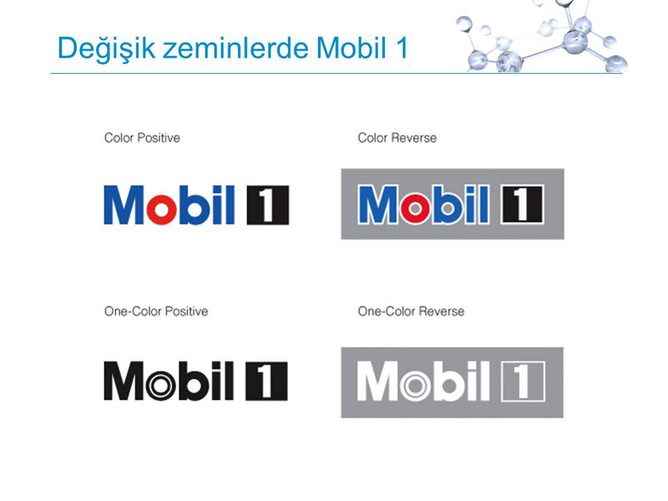 Proprietary8 Değişik zeminlerde Mobil 1
