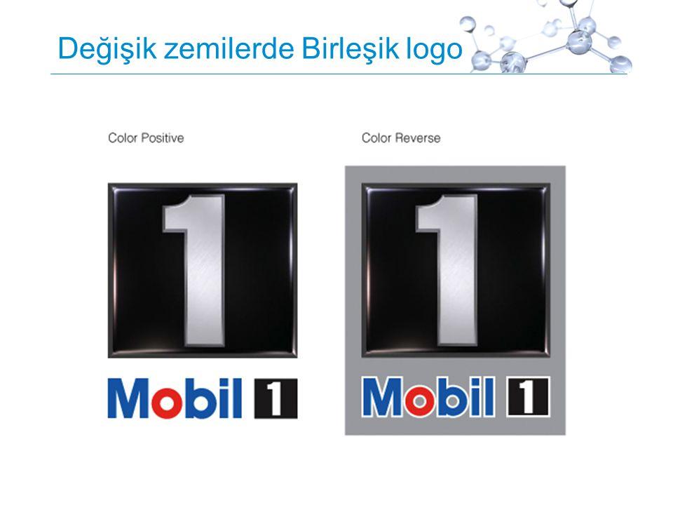 Proprietary10 Siyah zeminde birleşik logo